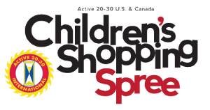 Children's Shopping Spree Logo